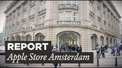 Bright Report: Apple Store Amsterdam