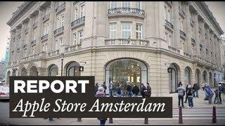 Gambar cover Bright Report: Apple Store Amsterdam