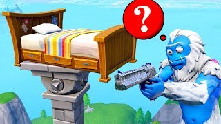 *NEW* Creative BED WARS Custom Gamemode in Fortnite! w/ Alkan, Gejmr