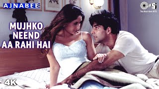 Mujhko Neend Aa Rahi Hai - Ajnabee I Akshay Kumar & Kareena Kapoor | Sonu Nigam & Sunidhi