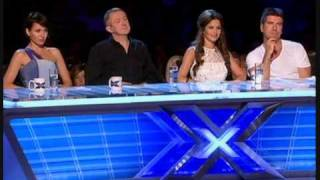 DANIEL PEARCE GOES FOR THE BIG TIME AGAIN ON THE X FACTOR - KISS FROM A ROSE - SEAL (HQ)