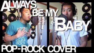Always Be My Baby - Mariah Carey (pop-rock cover by Ryan Narciso and CJ Torralba)