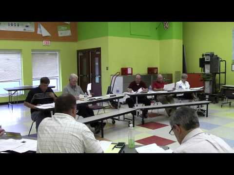 06/10/15 Oakland Council meeting. Sewer rate increase
