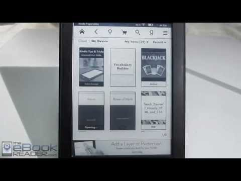 Kindle Paperwhite Tips and Tricks Tutorial