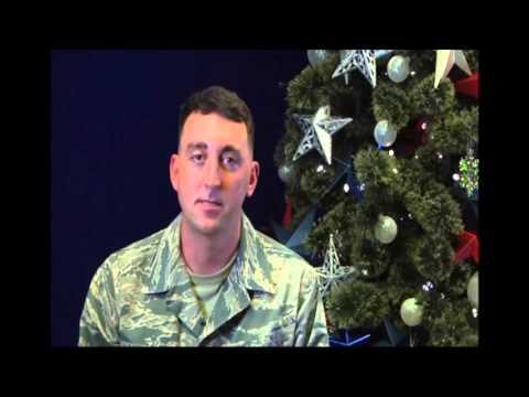 Tech. Sgt. Sean Barrett