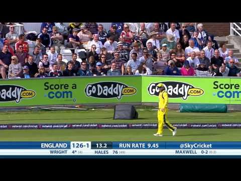 2nd NatWest International T20 -- England innings