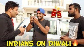 Indians On Diwali || Pardeep Khera || Prince Verma || Yogesh Kathuria