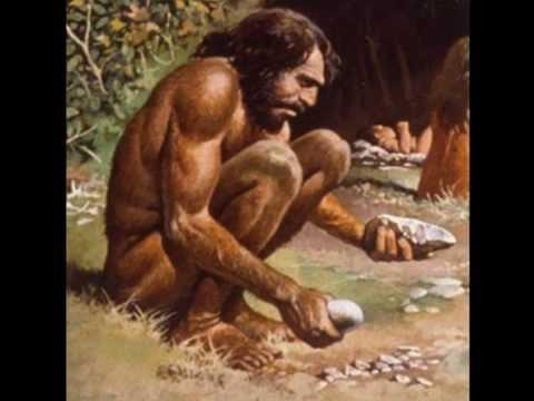 La Evolucion del Hombre Parte 1