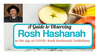 🕮 A Guide to Rosh Hashanah 🍎🍯 in the age of COVID - An Overview