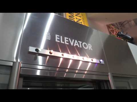 Cool KONE Scenic Elevators - Museum of Science and Industry, Chicago
