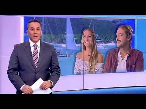 Sailing La Vagabonde on the NEWS!!!