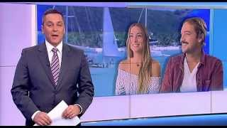 Sailing La Vagabonde On The News!!!