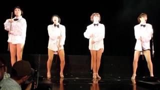 浅草ワハハ本舗娯楽座  セクシー オーケストラ 100ステージ突破記念公演