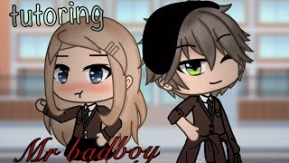 Tutoring Mr. BadBoy|GLMM