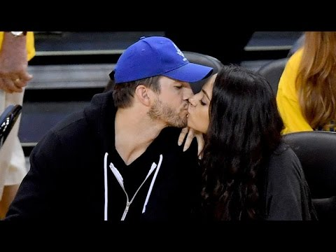 Mila Kunis Dishes on Ashton Kutcher: 'I Have a Really Great Husband'