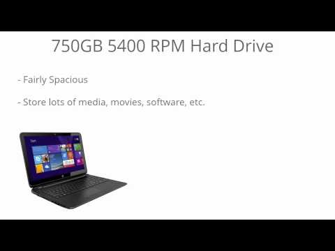 "HP Touchsmart 15-f162dx 15.6"" Laptop Review"