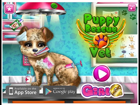 Barbie Games Barbie Rescue Dog Game - 동영상