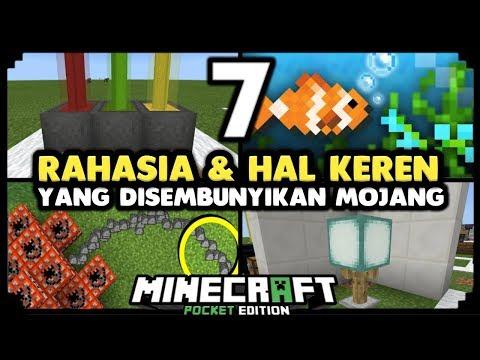 ✔ 7 TIPS dan TRIK KEREN yang Harus Kamu Tau di Minecraft PE 1.2!!