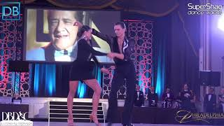 Part 1! Approach the Bar with Dancebeat! DBDC 2018! Pro Latin! Evgeny and Mariya!