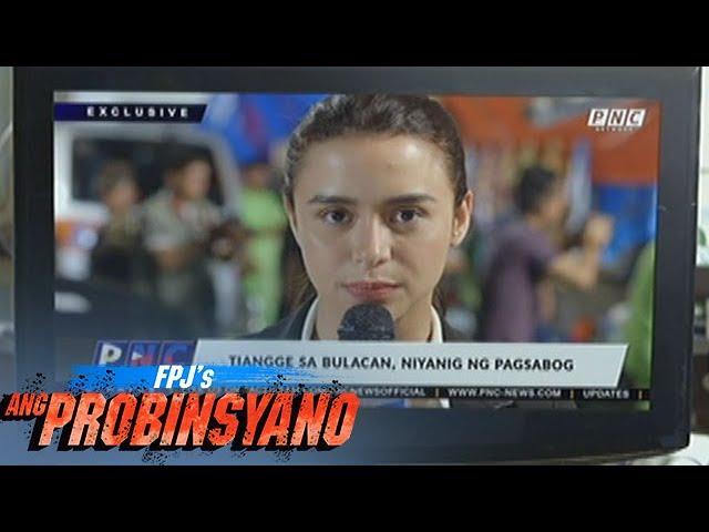 FPJs Ang Probinsyano: Alyana goes back to reporting