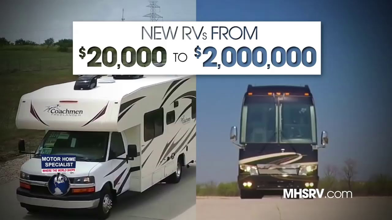 Motor Home Specialist Inc  in 5411 S Interstate 35 W @ Exit