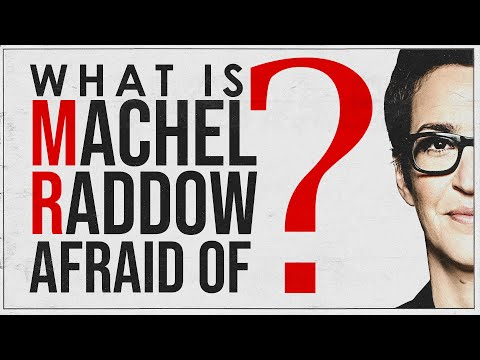 Machel Raddow Meltdown Over Election Audit