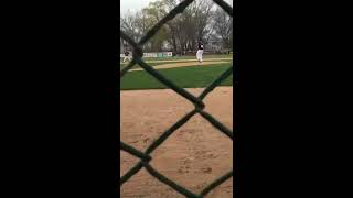 Mom goes crazy at son's baseball game