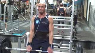 1 Ton Hook Weight Lifting Hooks Barbell Shrug Demo 2