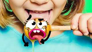 These crazy doodles know how to have fun || Funniest home pranks - Doodland #444