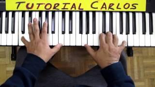yo me gozo el lunes yo me gozo el martes himnos  - Tutorial carlos
