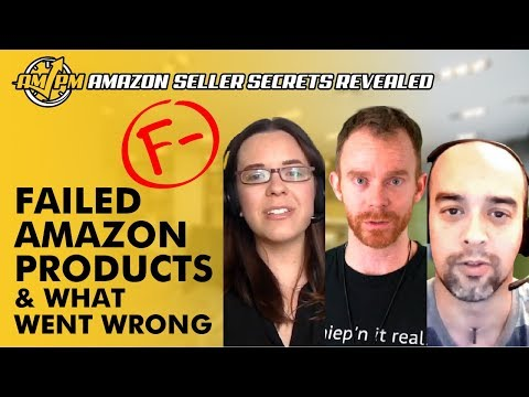 3 Amazon Products That Failed to Sell and What Went Wrong