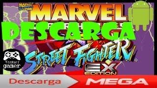 Descargar Marvel Vs Street Fighter para Android ( SIN EMULADOR)