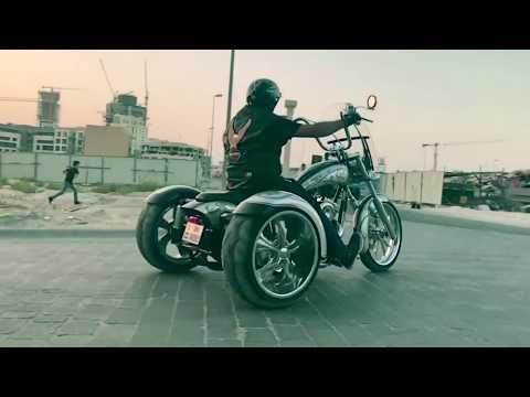 Sovereign Trike Photo Shoot