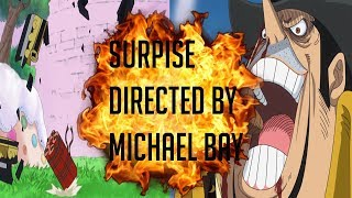 MICHAEL BAY HAS CROSSOVER TO JAPAN!! One Piece Anime Episode 841 & 842 Double Review