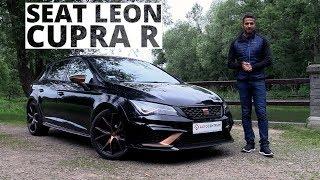 Seat Leon Cupra R 2.0 TSI 310 KM, 2018 - test AutoCentrum.pl #394