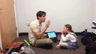 Down Syndrome Treatment : How to Use Music and an iPad App to Practice Articulation