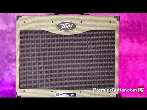 review demo peavey classic 30 youtube. Black Bedroom Furniture Sets. Home Design Ideas