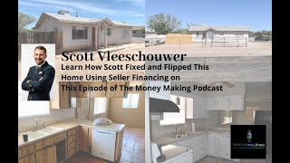 Triple M Podcast Episode 8 Seller Financing with Special Guest Scott Vleeschouwer #CashNowHomes
