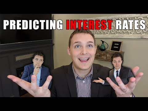 Canadian Interest Rates Prediction For 2019-2020