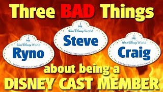 three-bad-things-about-being-a-disney-cast-member-dis-unplugged-minisode