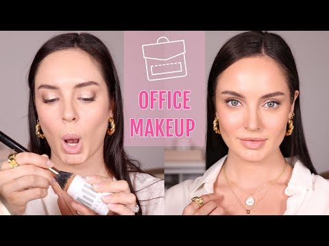 15 Minute Everyday Work Makeup Tutorial \\ Chloe Morello thumbnail