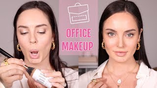 15 Minute Everyday Work Makeup Tutorial \\ Chloe Morello