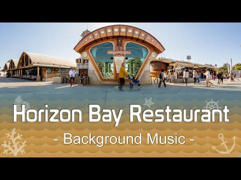 Tokyo DisneySea | Horizon Bay Restaurant | BGM