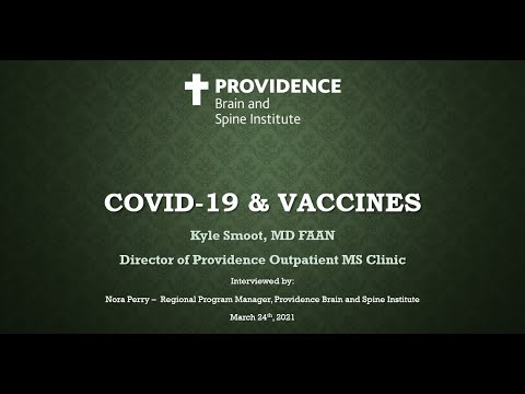 MS & COVID 19 Vaccines, Updated 3.24.21