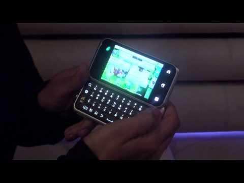 Hands-on with Motorola BACKFLIP