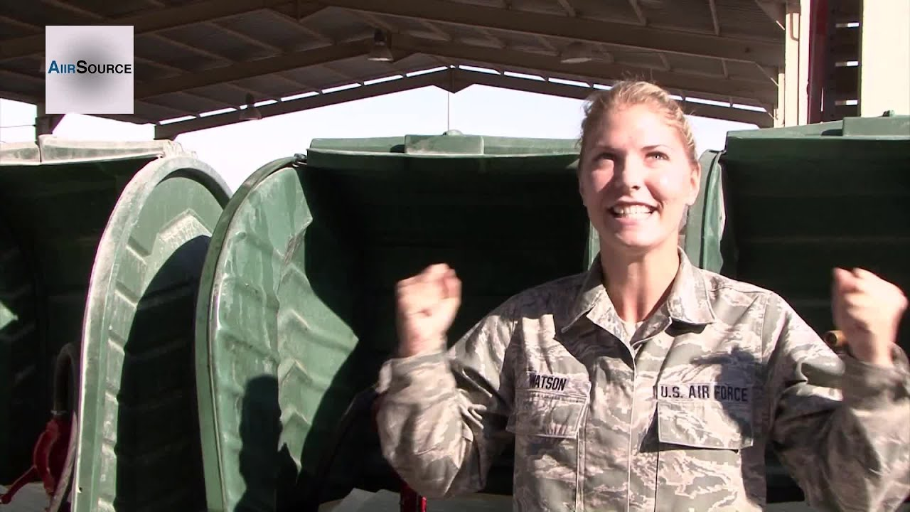 Air Force - Aerospace Ground Equipment Maintainers - YouTube
