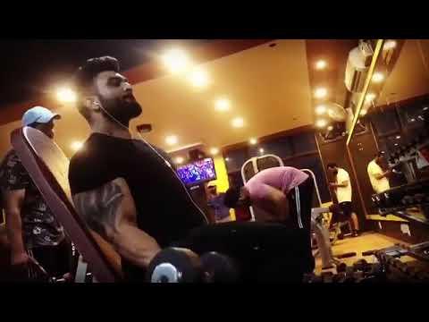 URBN gym !satnam khattra workout!