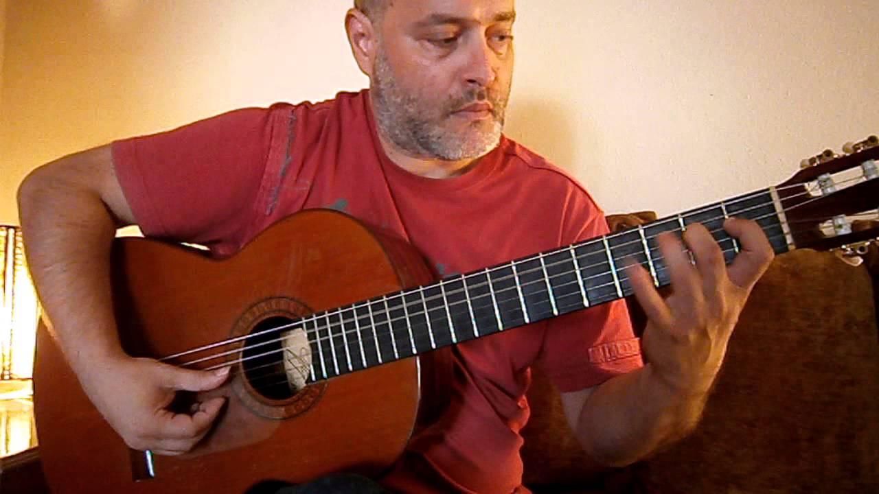 Download Panagiotis Margaris, Guitar - People Are Strange (The Doors)
