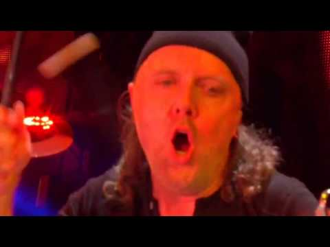 Metallica The night Before.  Feb/06/2016 Live from AT&T Park