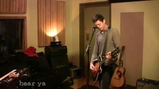 "A.A. Bondy - ""When The Devil's Loose"" - HearYa Live Session 11/21/09"